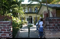 Photo by elki | Key West  Hemingway's house key west